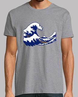 hokusai fuji welle wellen