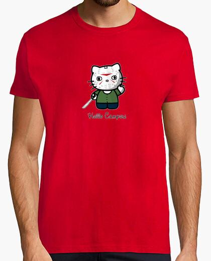 Camiseta hola campistas