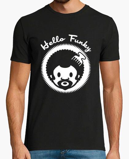 Camiseta Hola cobarde