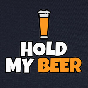 Camisetas Hold my beer