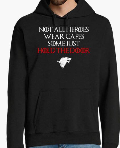 Hold the door hoodie