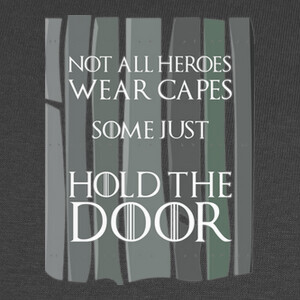 Camisetas Hold The Door HODOR