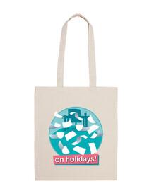 holidays! - on holidays!