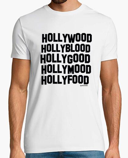 Hollymoon noir t-shirt