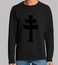 Holy Cross of Caravaca V01 - Black Edit