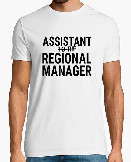 Camiseta hombre - el asistente de oficina