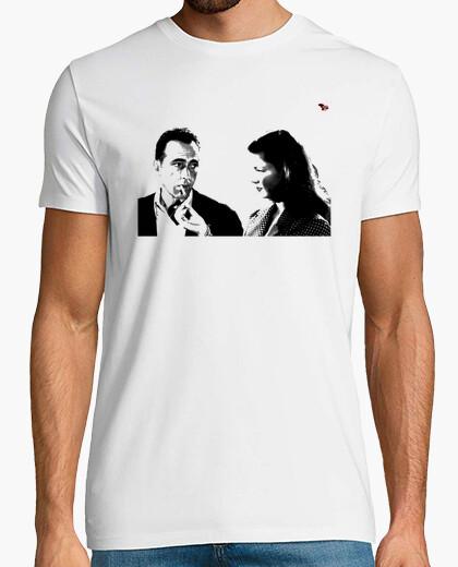 Camiseta Hombre Bogart - Bacall