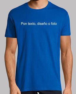 Hombre, camiseta GOAT manga corta, azul royal, calidad extra