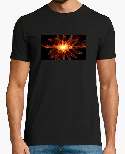 Camiseta hombre de calidad premium negro de manga corta
