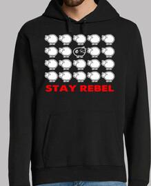 hombre dulce - oveja negra rebelde