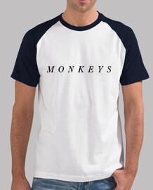 Hombre, estilo béisbol, Arctic Monkeys