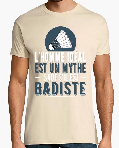 Camiseta hombre ideal badiste