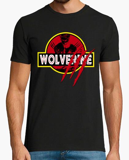 Camiseta hombre jurásico
