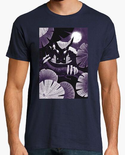 Camiseta HOMBRE LOBO SERIE chico