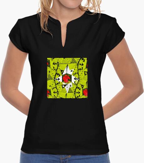 Camiseta Hombre Mandala Biopolar
