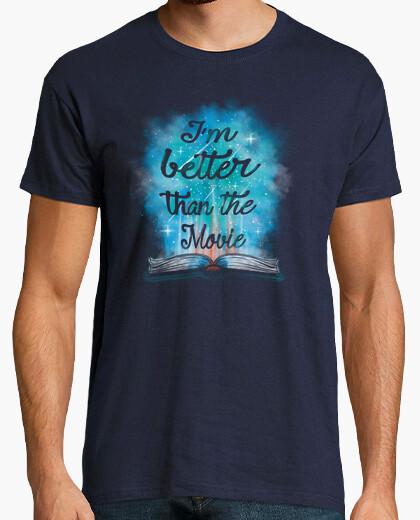 Camiseta Hombre, manga corta, azul marino,...