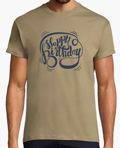 Camiseta Hombre, manga corta, caqui, calidad extra