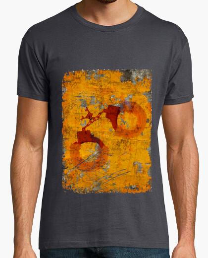 Camiseta Hombre, manga corta, gris, calidad extra *
