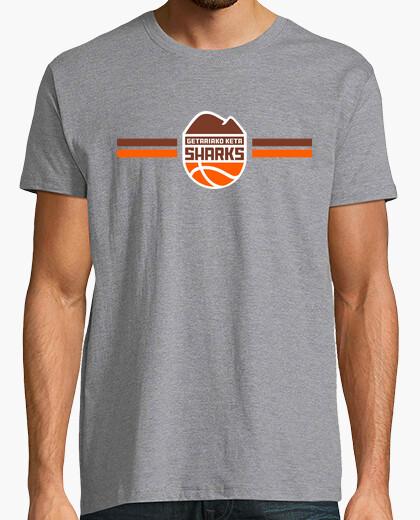 Camiseta Hombre, manga corta, gris vigoré, calidad extra