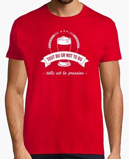 Camiseta Hombre, manga corta, rojo,...