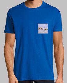 Hombre, manga corta, rosa, calidad extra