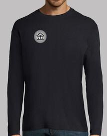 Hombre, manga larga Kanji (Dinero)