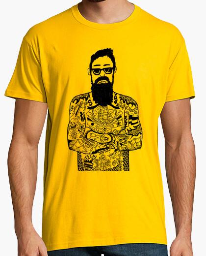 Camiseta Hombre Tatuaje