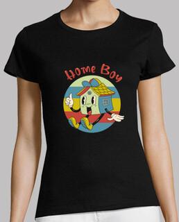 home boy shirt frauen