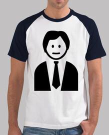 homme d'affaire avec cravate
