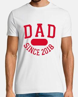 homme père depuis 2018