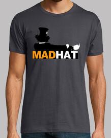 hommes chapeau fous