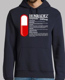 Honradez 500 mg (oscura)