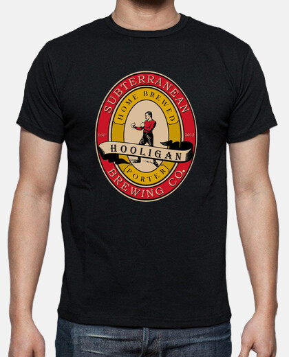 Camisetas Hooligan Beer