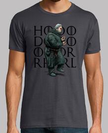 Hooodoooooorrrrl camiseta