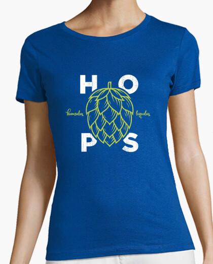 Camiseta HOPS Humulus Lupulus