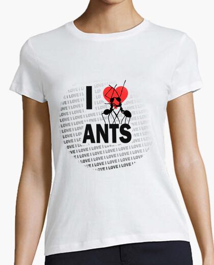 Camiseta Hormiga, Ants, Mirmecología