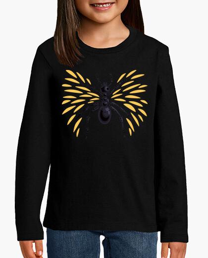 Ropa infantil hormiga con alas abstracta fresca