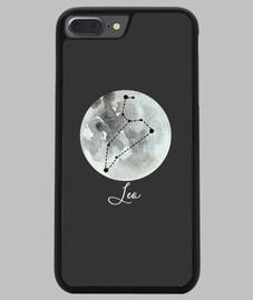 Horóscopo Leo funda smartphone