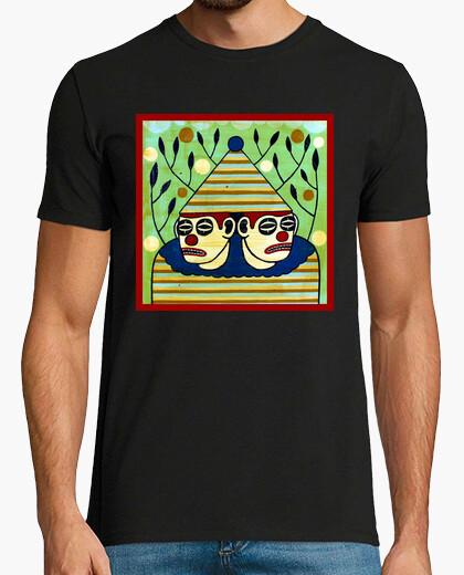 Camiseta Horror clowns