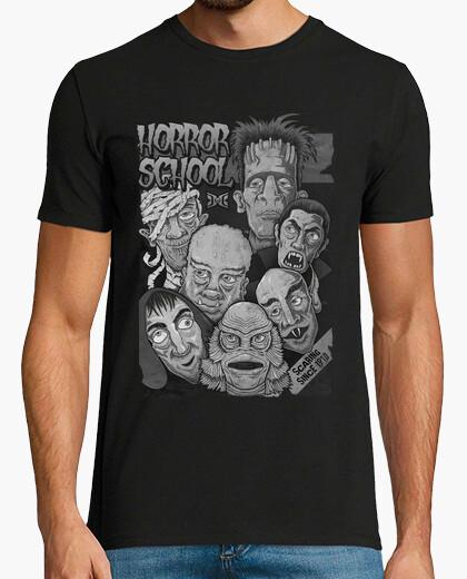 Camiseta Horror School