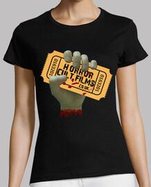 HorrorCultFilms Womens T-Shirt