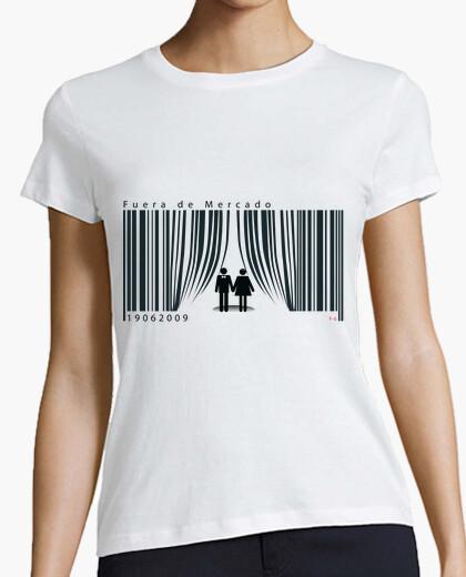 Tee-shirt hors marché