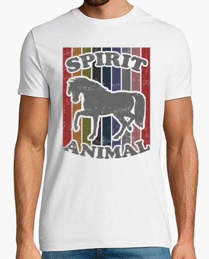 6cf4965a8 horses is my spirit animal T-shirt - 2007660   Tostadora.com