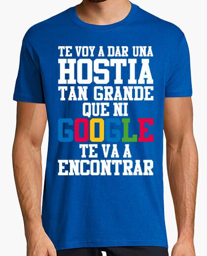 Camiseta HOSTIA - Cosa fina