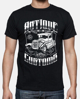 hot rod - costumi antichi (blango)