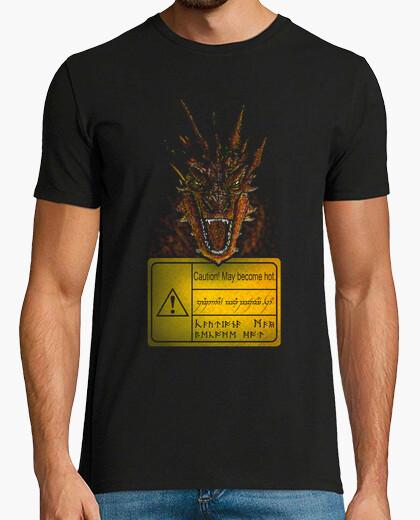 Camiseta Hot Smaug