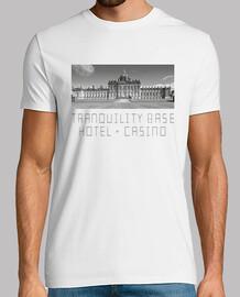 hotel base tranquillità + casinò   monkeys artiche   uomo, manica corta, bianco, qualità extra