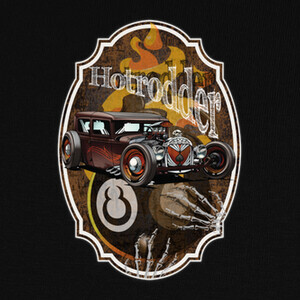 Hotrodder2 T-shirts