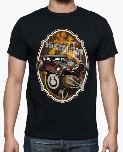 Hotrodder2 t-shirt