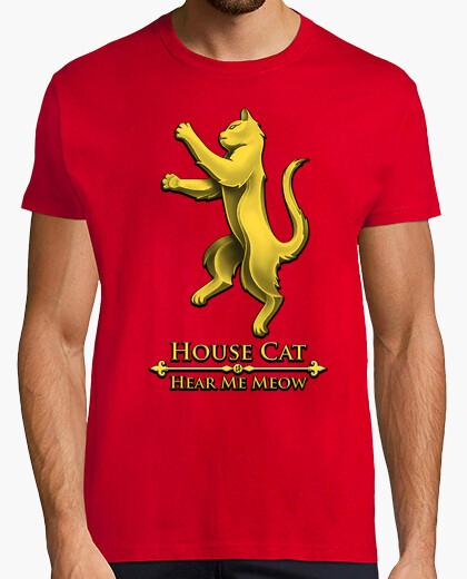 Camiseta House Cat